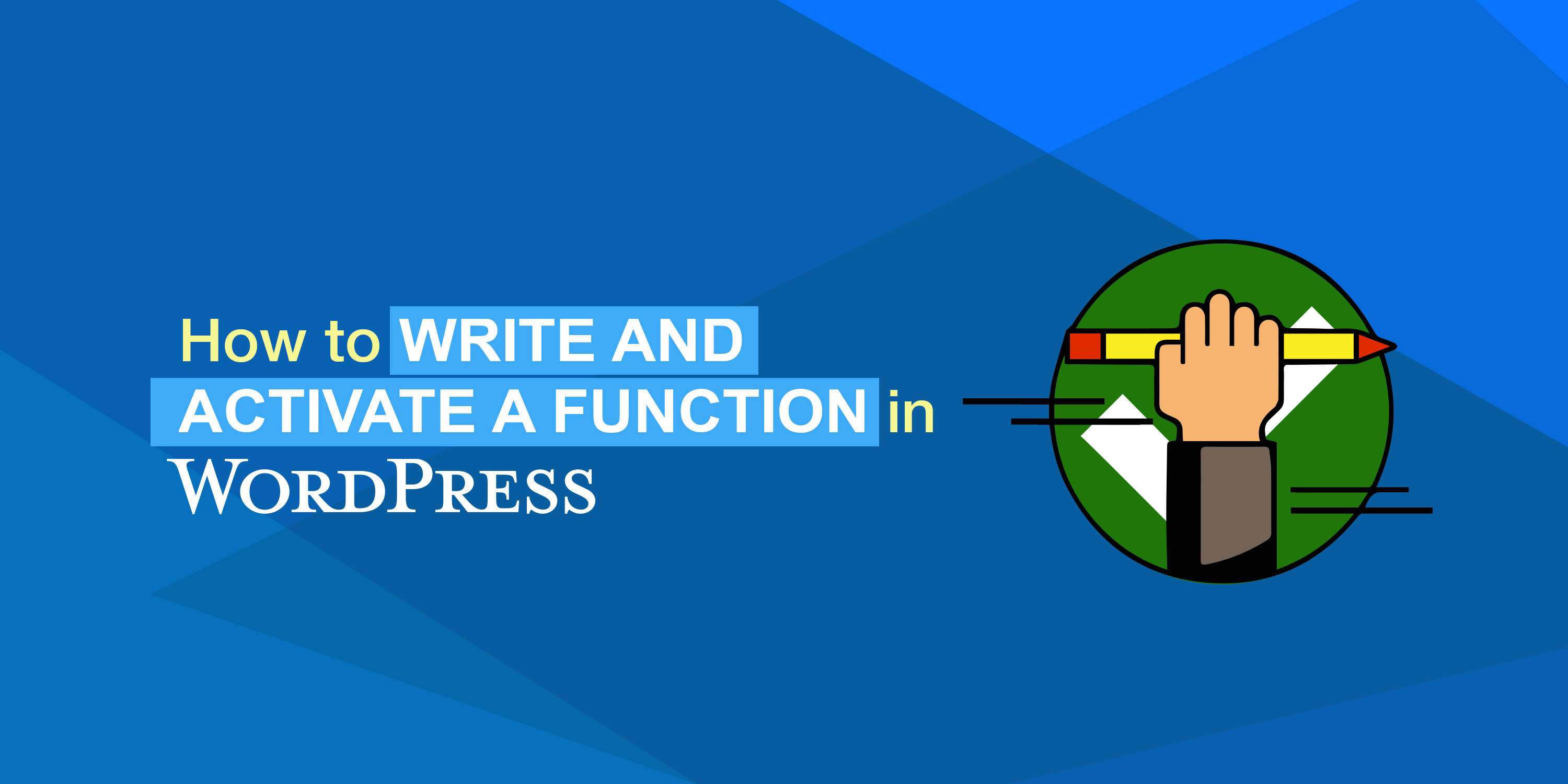 Writing-functions-Wordpress